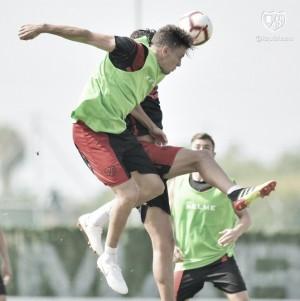 Rayo y Valladolid coinciden entrenando en Marbella