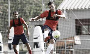 El Levante prepara el choque frente al Villarreal