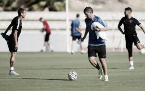 El Málaga ya piensa en su visita al Coliseum