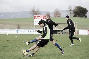 Planning semanal del Deportivo Alavés: 23 febrero - 1 marzo