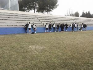 El Albacete comenzará el miércoles a preparar el partido ante el Numancia