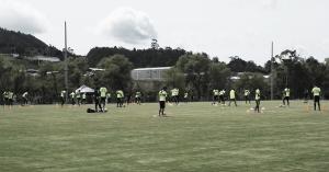 Atlético Nacional completó el noveno día de pretemporada