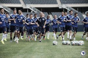 Bosnia anuncia los 23 jugadores que estarán en Brasil