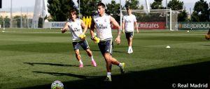 El Real Madrid ya prepara su amistoso frente al Valerenga