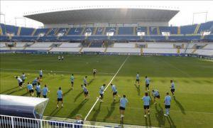 El Málaga prepara su pretemporada