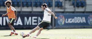 Sergio Ramos y Gareth Bale apuntan al derbi