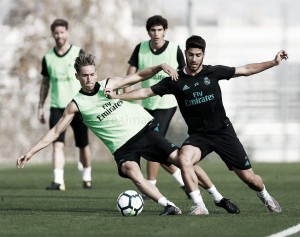 Tras la pausa, Zidane recupera efectivos para Getafe