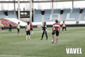 Sergi Barjuan se pone al frente del Almería
