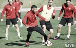 El Almería afronta el encuentro frente al Reus con lo justo, por ahora