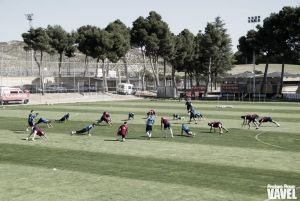 El Real Zaragoza iniciará la pretemporada el 15 de julio