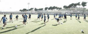 El Real Zaragoza comienza la pretemporada con muchas dudas