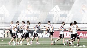 El Supercampeón europeo vuelve a los entrenamientos