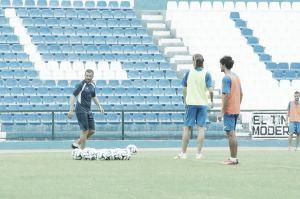 El Melilla vuelve a los entrenamientos tras el empate