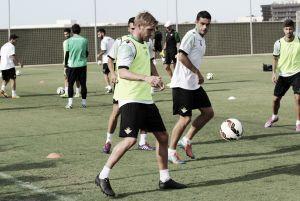 Lolo Reyes será la única baja ante el FC Cartagena