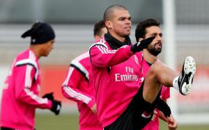 Pepe se entrenó con el grupo y apunta al Dépor