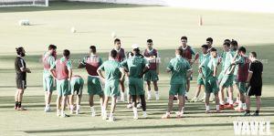 Pepe Mel ya prepara el choque del sábado ante la Real Sociedad