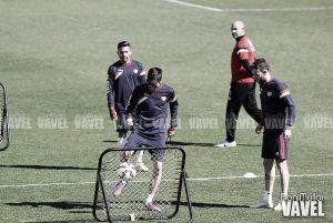 El Rayo se prepara para Málaga