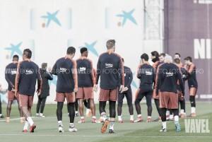 Todos disponibles en el FC Barcelona excepto Paco Alcácer