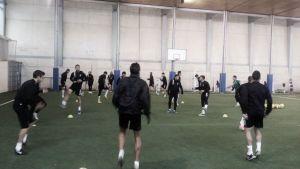 El Albacete Balompié vuelve a entrenar el martes