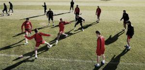El Albacete Balompié vuelve al trabajo