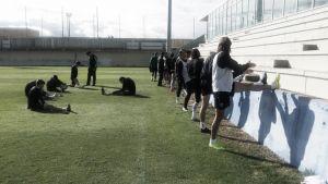 Entrenamientos del Albacete Balompié