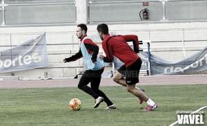El Almería retoma los entrenamientos con vistas a Pamplona
