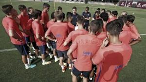 El Barça empieza la pretemporada