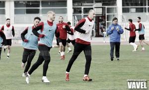 El Almería se hace la foto oficial de la temporada 2015-2016