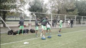 Deportivo Cali se entrena con la mira puestaen Racing