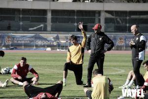 Cuatro bajas para enfrentarse el próximo domingo al Espanyol