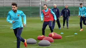 Martino se lleva a 23 jugadores a Manchester
