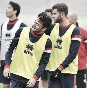 El Rayo comienza a preparar el choque frente al Barcelona