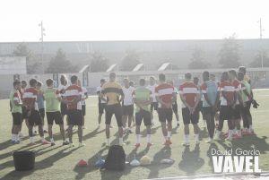 Este sábado, vuelta a Almería y entrenamiento en el Anexo