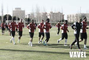 El Almería se ejercitará este viernes en el Anexo