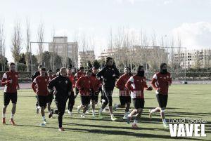 El Almería comienza a trabajar en dobles sesiones