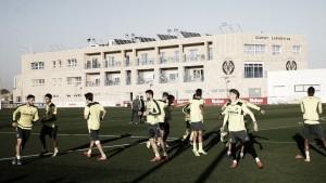 Roberto Soldado no viajará al Bernabéu