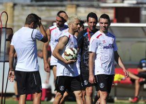 "Aspas: ""Podemos aspirar a la Liga de Campeones"""