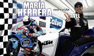 """Entrevista. María Herrera: """"Me lo tomaré con calma, sin expectativas para no desilusionarme"""""""