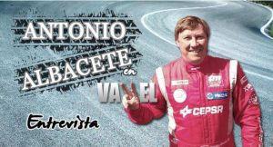 """Entrevista. Antonio Albacete: """"No siempre tienes que pensar que vas a llegar a laFórmula 1"""""""