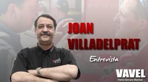 """Entrevista. Joan Villadelprat: """"Los cambios de reglamento siempre son buenos"""""""