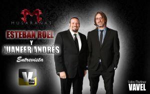 """Entrevista a Juanfer Andrés y Esteban Roel: """"Nuestro sueño era hacer una película y se ha cumplido a lo grande"""""""