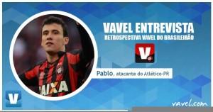 Das brincadeiras com CR7 ao brilho no Brasileirão: conheça Pablo, a revelação do Atlético-PR