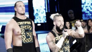 Enzo and Big Cass reportedly have backstage heat