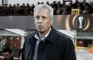 Lucien Favre lamenta gol da Lazio nos acréscimos e analisa situação do Nice na Europa League