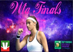 WTA Finals - Caroline Garcia, intrigante alternativa