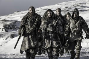 Game of Thrones - 7x06: Beyond The Wall