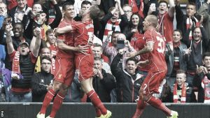 Liverpool brush aside Dortmund