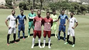 El Almería presenta su nueva equipación