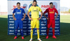 Las equipaciones del Villarreal para la temporada 2014/2015