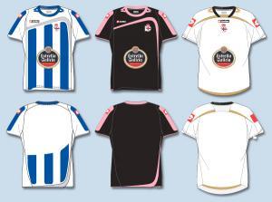 Lotto vestirá al Deportivo de la Coruña